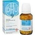 BIOCHEMIE DHU 9 Natrium phosphoricum D 6 Tab.Karto