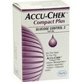 ACCU CHEK Compact Plus Glucose Control 2 Lösung