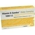 Vitamin D-Sandoz® 1.000 I.E.
