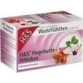 H&S Hagebutte mit Hibiskus Filterbeutel