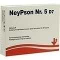 NEYPSON Nr.5 D 7 Ampullen
