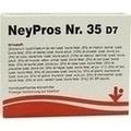 NEYPROS Nr.35 D 7 Ampullen