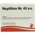 NEYATHOS Nr.43 D 10 Ampullen