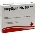 NEYOPIN Nr.58 D 7 Ampullen
