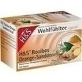 H&S Rooibos Orange Sanddorn Filterbeutel