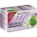H&S Melisse Orangenblüte Filterbeutel