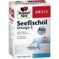 DOPPELHERZ Seefischöl Omega-3 800 mg Kapseln