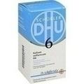 BIOCHEMIE DHU 6 Kalium sulfuricum D 6 Tabletten