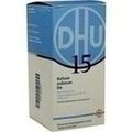 BIOCHEMIE DHU 15 Kalium jodatum D 6 Tabletten