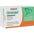 GINKOBIL ratiopharm 120 mg Filmtabletten