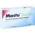 MASTU Zäpfchen