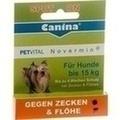 PETVITAL Novermin flüssig f.Hunde bis 15 kg