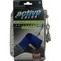 BORT ActiveColor Kniebandage medium blau