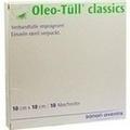 OLEO TÜLL Classics 10x10 cm