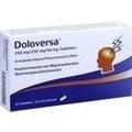 DOLOVERSA 250 mg/250 mg/50 mg Tabletten