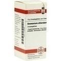 AMMONIUM CHLORATUM D 6 Globuli