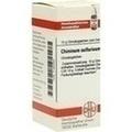 DHU CHININUM SULFURICUM C 30 Globules