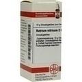 NATRIUM NITRICUM D 6 Globuli