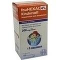 IBUHEXAL 4% Kindersaft Susp.z.Einnehmen