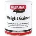 WEIGHT GAINER Megamax Vanille Pulver