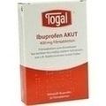 TOGAL Ibuprofen Akut 400 mg Filmtabletten