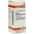 ACIDUM HYDROCHLORICUM D 30 Globuli