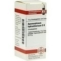 APOMORPHINUM HYDROCHLORICUM D 8 Globuli