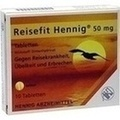 Reisefit Hennig® 50mg Tabletten