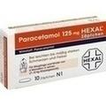 PARACETAMOL 125 mg HEXAL Zäpfchen