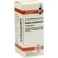 ACIDUM SALICYLICUM D 30 Globuli