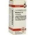 DHU MOSCHUS D 12 Globules