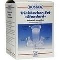 TRINKBECHER-SET Standard m.Deck.f.Tee u.Brei