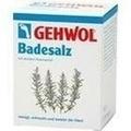 GEHWOL Rosmarin Badesalz Portionsbtl.