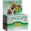 CAROCAPS 50 Natur Kapseln