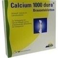 CALCIUM 1000 dura Brausetabletten