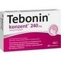 TEBONIN konzent 240 mg Filmtabletten (PZN: 07752016)