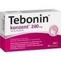 TEBONIN konzent 240 mg Filmtabletten (PZN: 07752039)