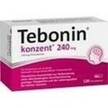 Tebonin® konzent 240mg Filmtabletten