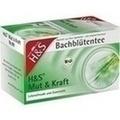 H&S Bachblüten Mut & Kraft-Tee Filterbeutel