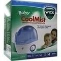 WICK Mini Ultraschall Luftbefeuchter