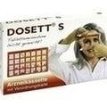 DOSETT S Arzneikassette rot 11781