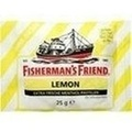 FISHERMANS FRIEND Lemon ohne Zucker Pastillen