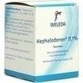 KEPHALODORON 0,1% Tabletten