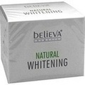 BELIEVA Natural Whitening Creme