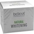 BELIEVA Natural Whitening Creme