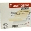 TRAUMASIVE plus 10x10 cm Hydrokolloid Verband steril