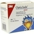 OPTICLUDE 3M maxi 5,7x8 cm 1539/100