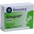 SINUPRET forte Coated Tablets