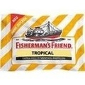 FISHERMANS FRIEND Tropical ohne Zucker Pastillen