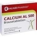 Calcium AL 500   Brausetabletten